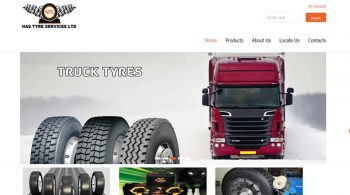 Nas Tyre Services Website