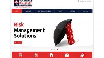 Tan African Insurance Brokers Website