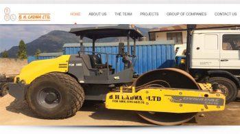 B.H. Ladwa Ltd Website