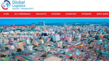Global Logistics Summit Tanzania 2017 Website